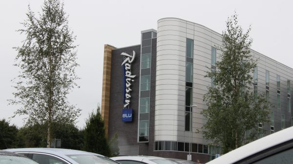 Radisson Blu – East Midlands Airport – UK